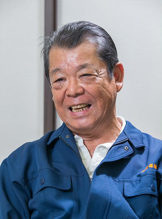 代表取締役社長 根岸 俊夫
